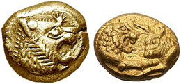 Croesus gold coins